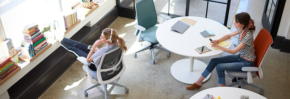 10 Ideas to Design for Workplace Zen